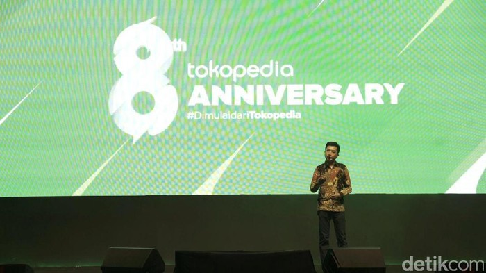 CEO Tokopedia William Tanuwijaya
