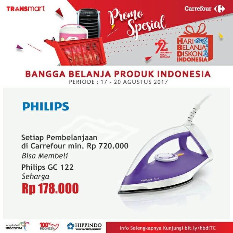 Semarak Promo Kemerdekaan Bersama Transmart dan Carrefour