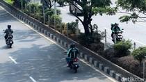 Wacana Pelarangan Motor di Jalan Margonda Dipertanyakan