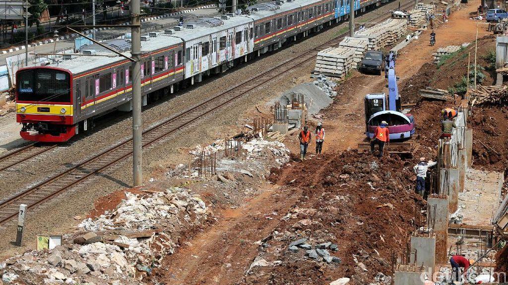 Rel Ganda Jakarta-Merak Rampung 2019