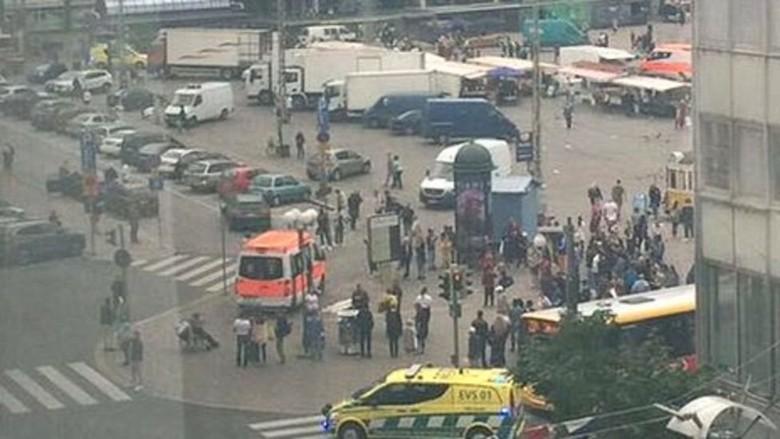 Beberapa Orang Ditikam di Turku, Finlandia