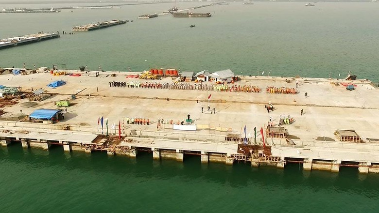 Bangun Makassar New Port , Pelindo IV Terbitkan Surat Utang Rp 5 T