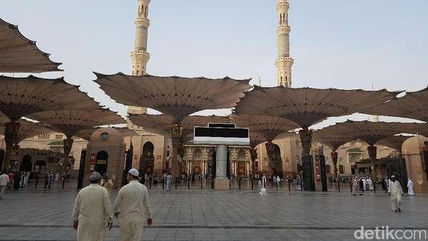 Fenomena Wakaf Alquran dan Pesan Pengelola Nabawi ke Jemaah RI