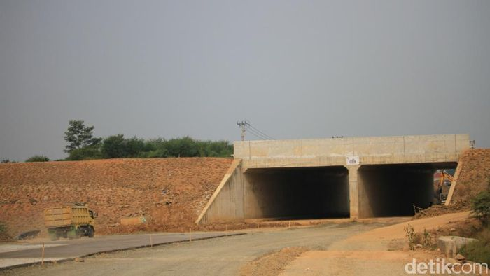 Proyek Tol Soroja (Foto: Wisma Putra)