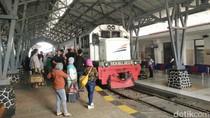 Penumpang Melonjak, KA Relasi Blitar-Jakarta Tambah Gerbong