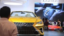 Lexus: Konglomerat Indonesia Pasti Punya Lexus