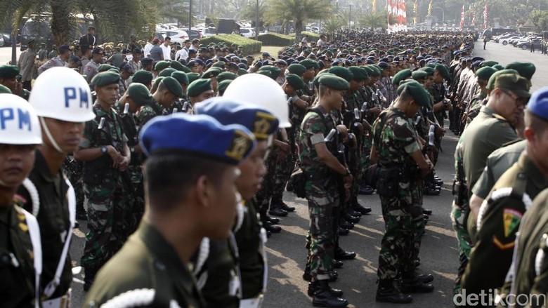 TNI/Polri Aktif Tak Boleh Isi Jabatan Sipil Lagi, KASN: Biar Fair