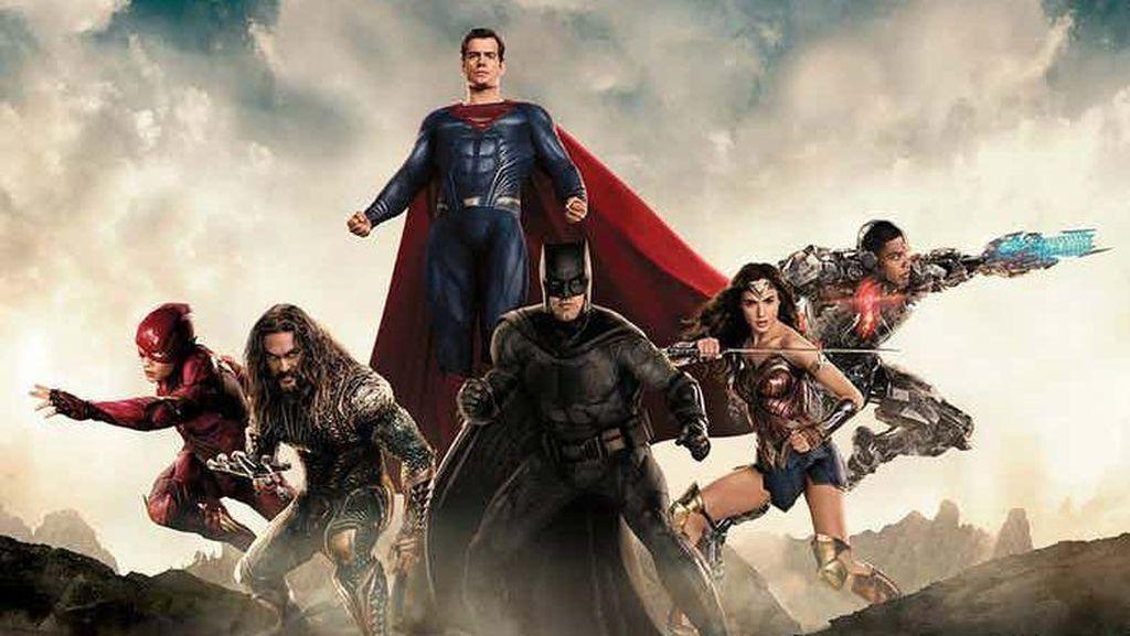 Superman Bangkit Lagi hingga Nasib Dunia di Trailer Terbaru Justice League