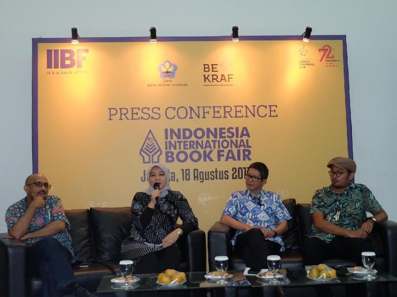 Najwa Shihab akan Hadiri Pembukaan Indonesia International Book Fair 2017