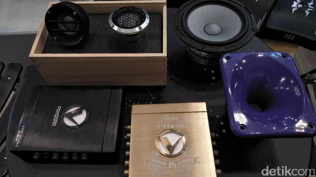Venom Audio Processor Pandora Limited Edition