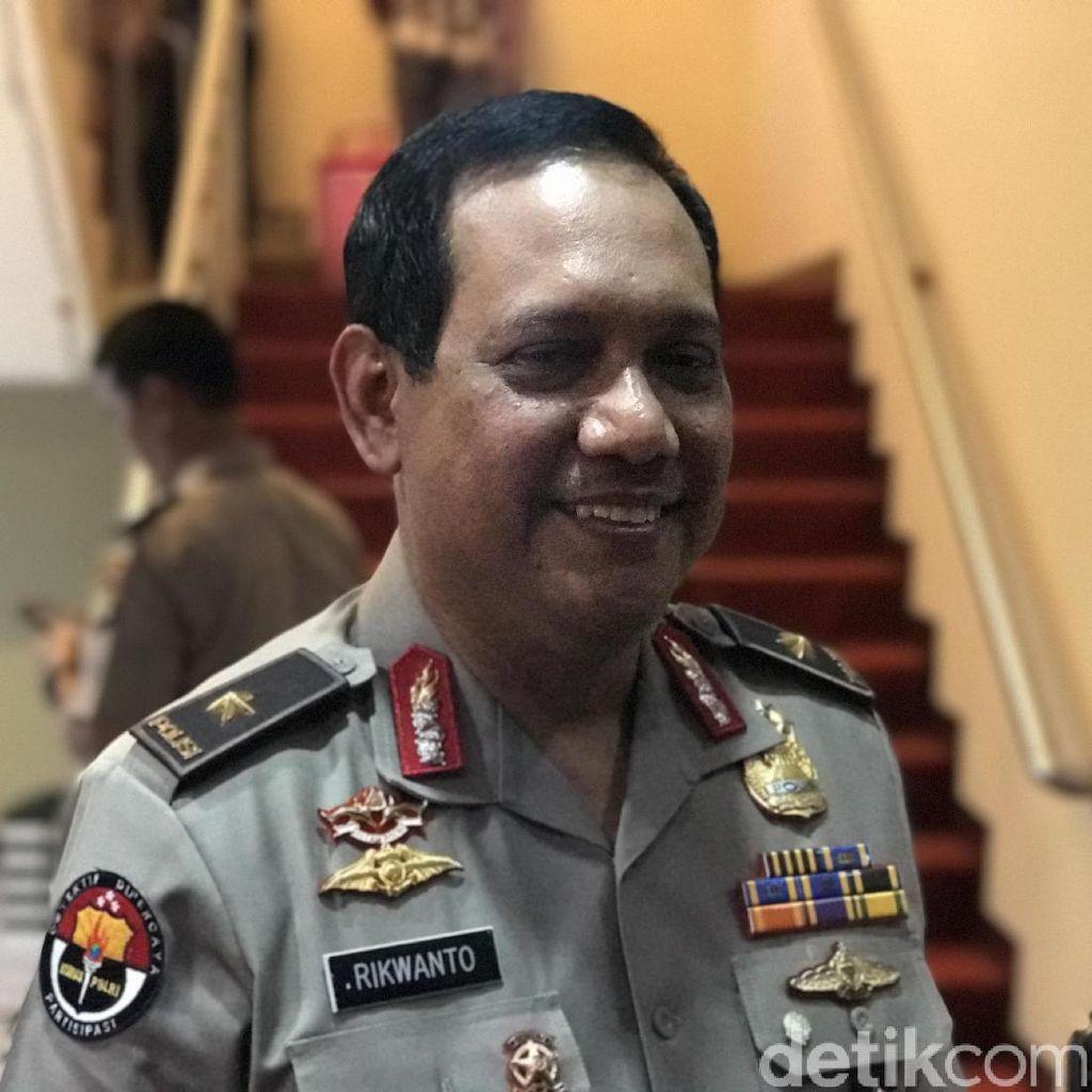 Polri: Ajudan Novanto Hanya Laksanakan Tugas, Tak Ada Urusan Lain