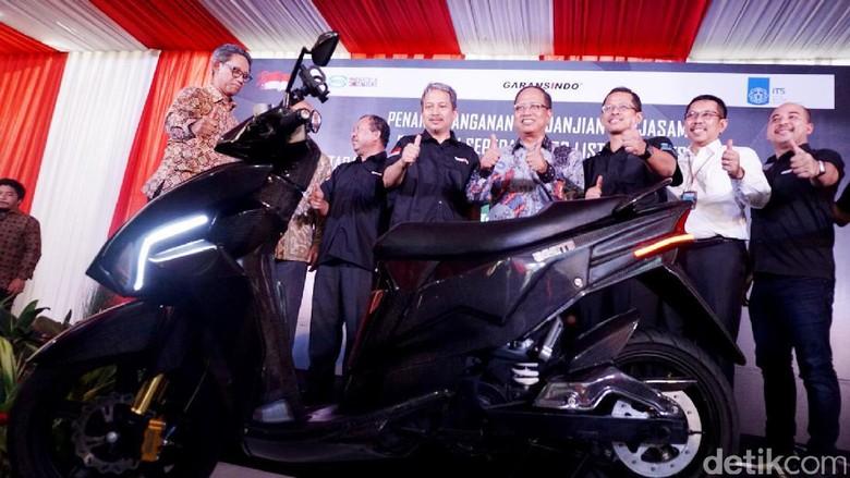 Indonesia Bukan Tidak Bisa Bikin Motor Secara Lokal, Tapi..
