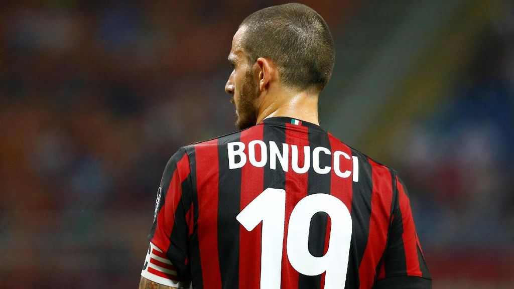 Jelaskan Insidennya, Bonucci Kecewa Bakal Lewatkan Duel Lawan Juventus