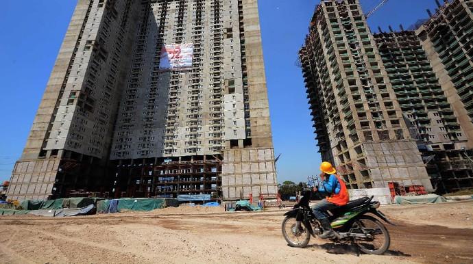 Wijaya Karya Garap Apartemen CBD Surabaya
