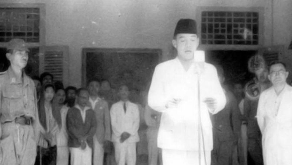 Mistik Sukarno dan Proklamasi