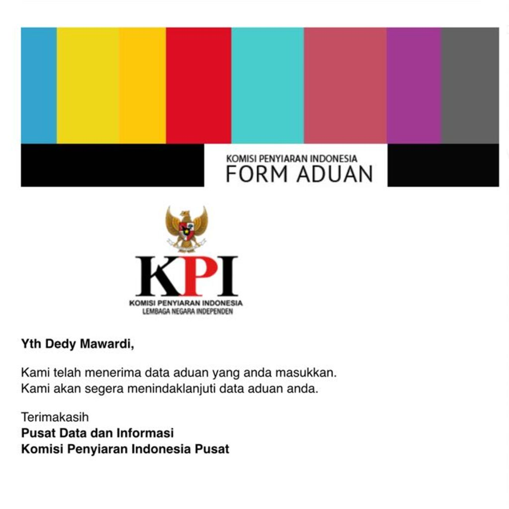KPI Tunda Kasus Dahsyat karena Gempa