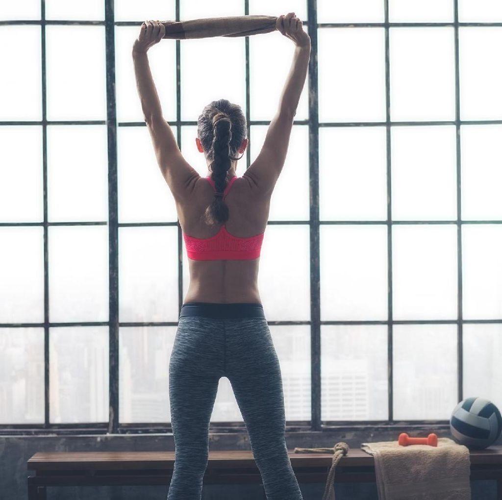Cegah Depresi Hanya dengan Olahraga 20 Menit Sehari