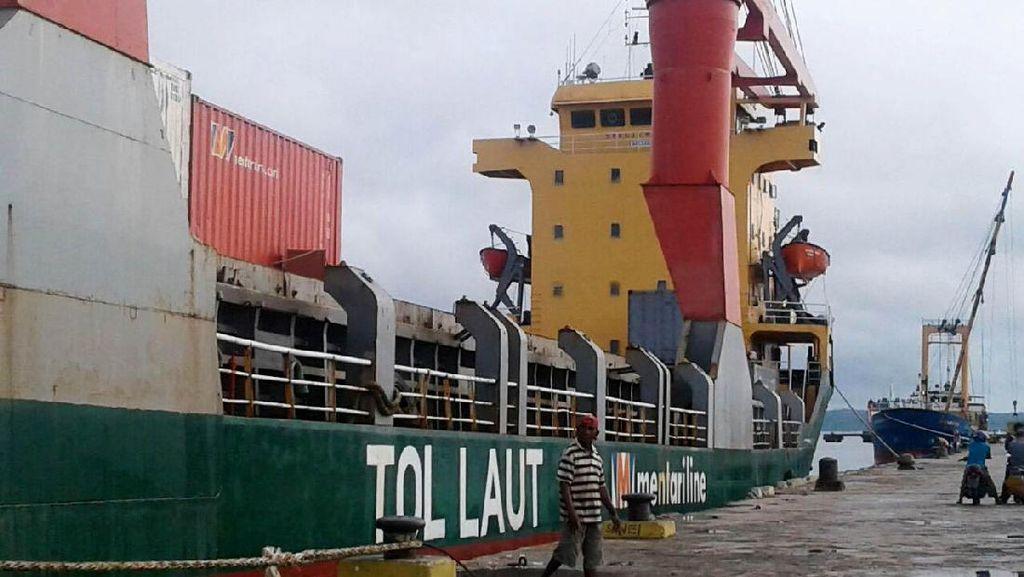 Tahun Depan, Jokowi Gelontorkan Subsidi Kapal Tol Laut Rp 447 Miliar