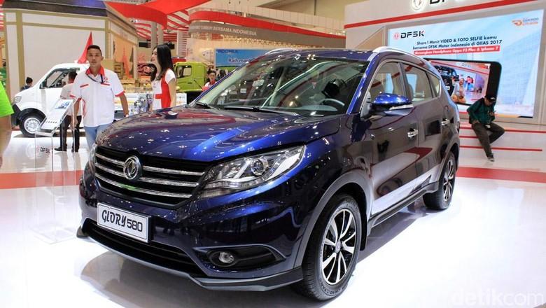Produsen China DFSK Siapkan 15 Diler Mobil di Indonesia