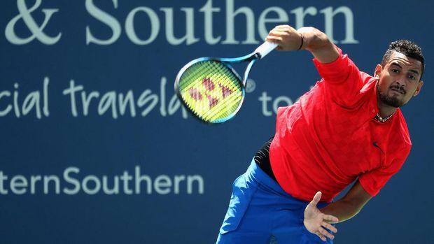 Nadal Jumpa Kyrgios di Perempatfinal