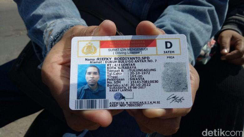 Sudah Tahu Ada SIM D untuk Pengemudi Khusus?
