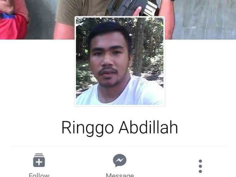 Tak Cuma Hina Jokowi dan Kapolri, Ringgo Juga Tantang Polisi di FB