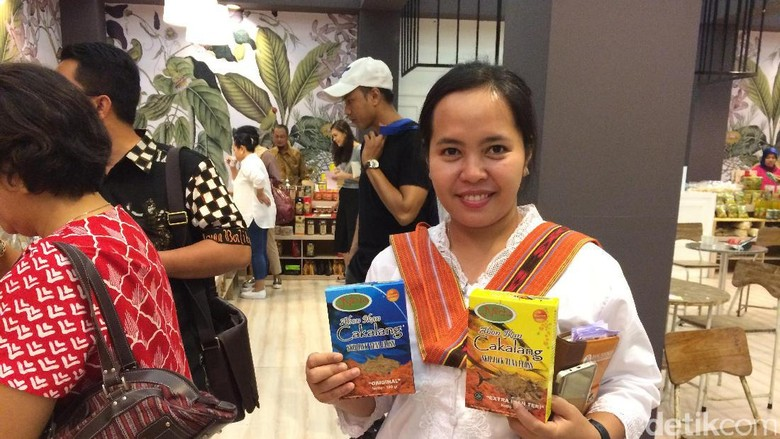 Kisah Karyawan Swasta Banting Setir Bisnis Abon Ikan Cakalang