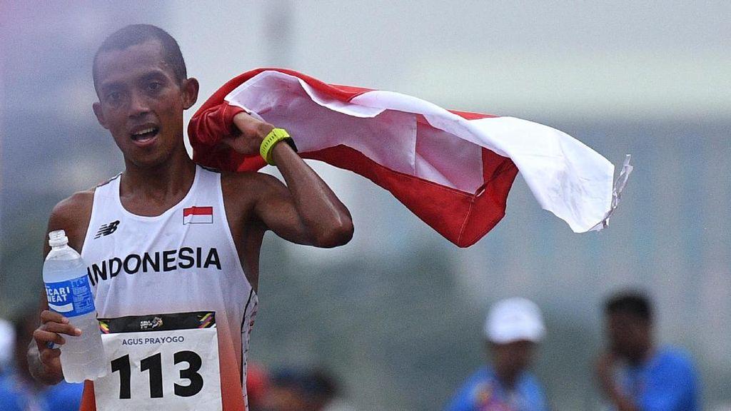 Peluang Atletik dan Renang Tambah Emas Indonesia Hari Ini