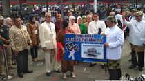 HUT ke-72 Jabar, BJB Bagi-bagi Mobil, Motor dan Tiket Umroh untuk PNS