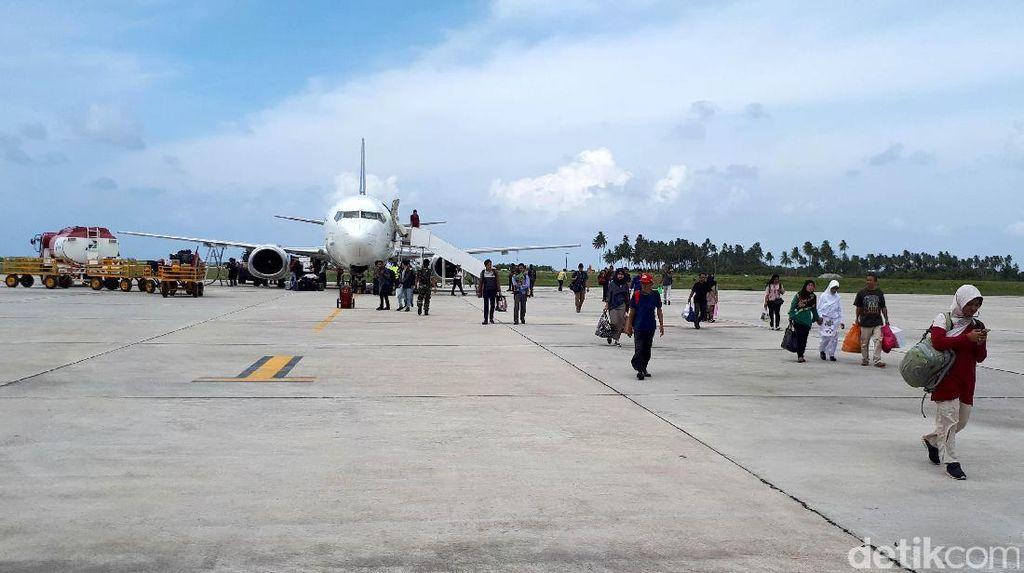 4 Lanud Bakal Beralih Jadi Bandara Sipil Tahun Ini