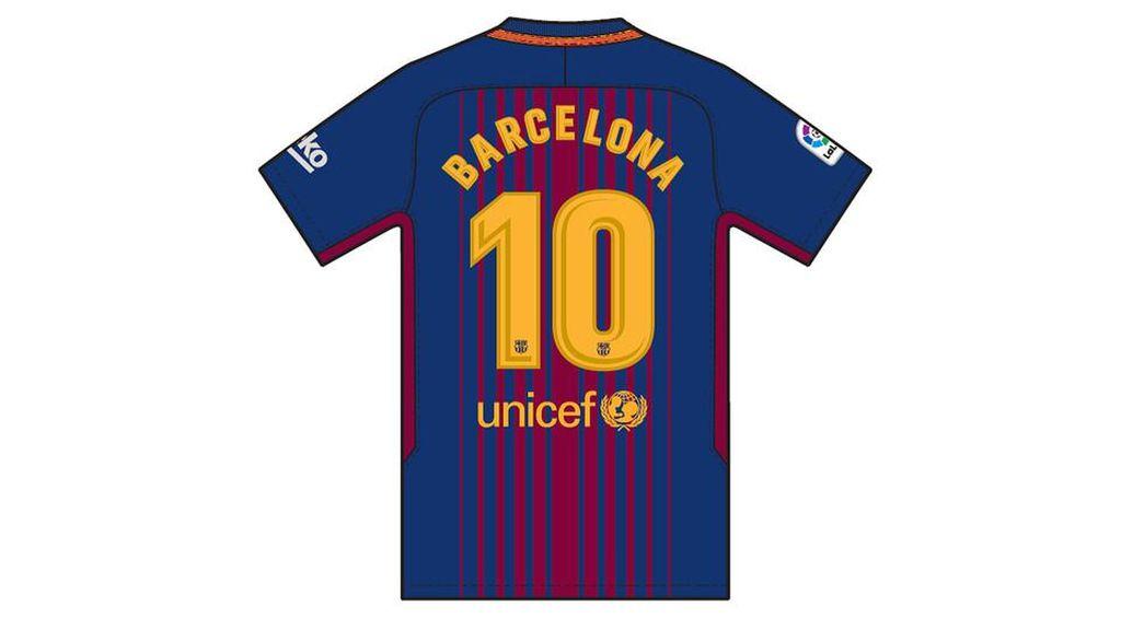 Tanpa Nama Pemain, Jersey Barca Pekan Ini Akan Bertulis Barcelona
