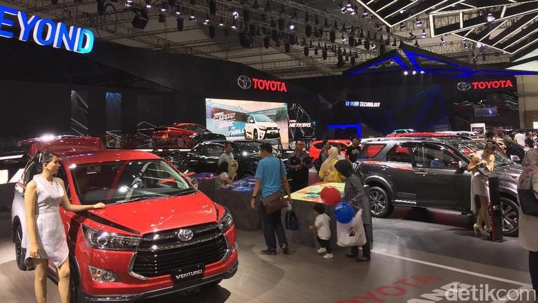 Begini Ramalan Toyota Soal Penjualan Mobil di Tahun Pilkada