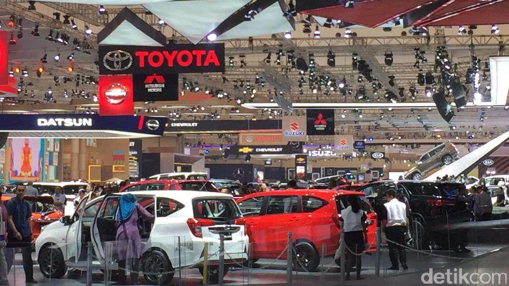 Toyota: Di 2018 Pasar Akan Turun 4-5%, MPV Masih Jadi Tonggak Utama
