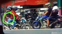 Nopol Motor Perampok Toko Emas Tulungagung Telah Dicabut Leasing