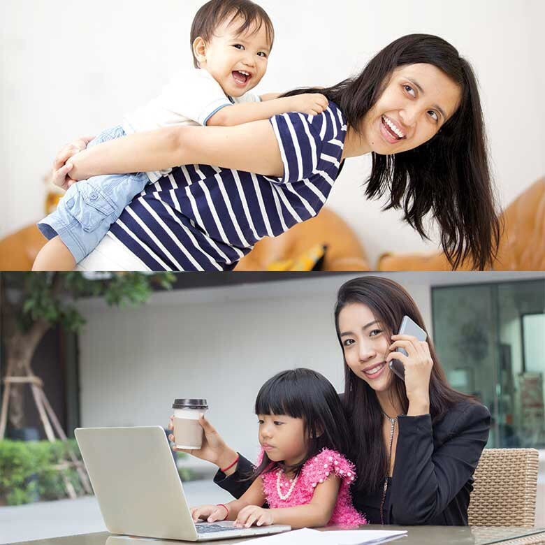 Ibu Bekerja atau Ibu Rumah Tangga, Semua Ibu Pasti Hebat!