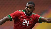 Bhayangkara FC Rekrut Marinus Wanewar