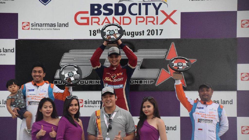 ISSOM Libur, ABM Motorsport Ikut BSD City Grand Prix