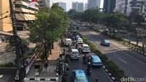 Pergerakan Motor Kian Sempit di Jakarta, Ini Komentar Yamaha