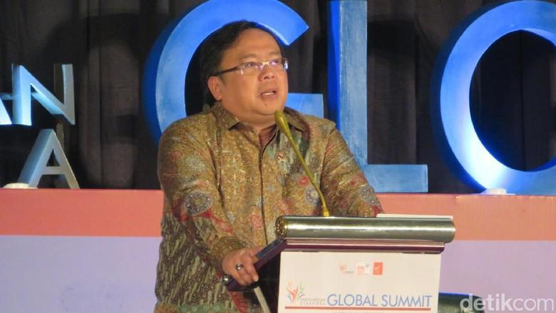Tiru China dan India, Kepala Bappenas Ajak Diaspora Bangun Ekonomi RI