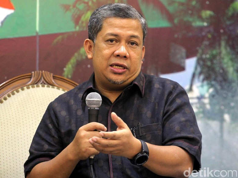Jokowi Minta Menteri Tak Gaduh, Fahri: Yang Bikin Ribut Itu KPK