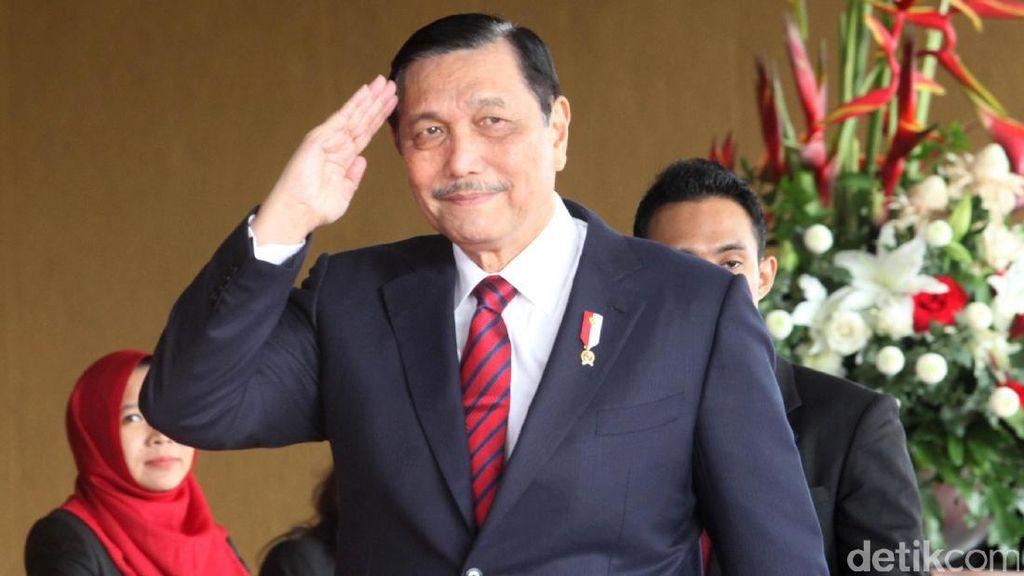 Jokowi Utus Luhut ke Eropa Bereskan Kampanye Hitam Sawit RI