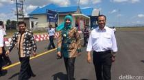 Bupati Jember Bahas Pengembangan Bandara di Jakarta