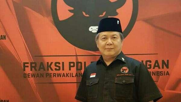 PDIP Akui AHY Dilirik Jadi Cawapres Jokowi