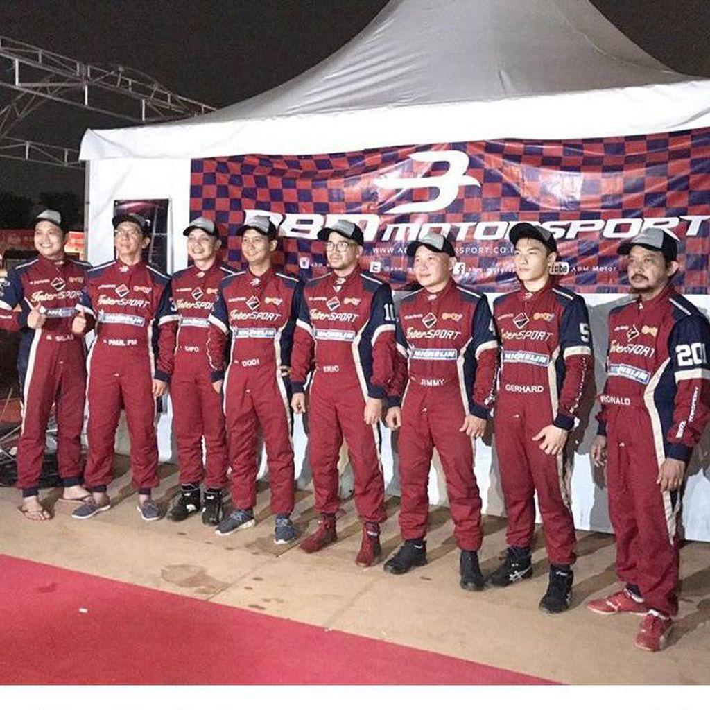 ABM Motorsport Luncurkan Tim dan Logo Baru Akhir Pekan Ini