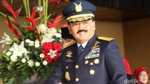 Cerita Kedekatan Jokowi dan Marsekal Hadi, Calon Tunggal Panglima TNI
