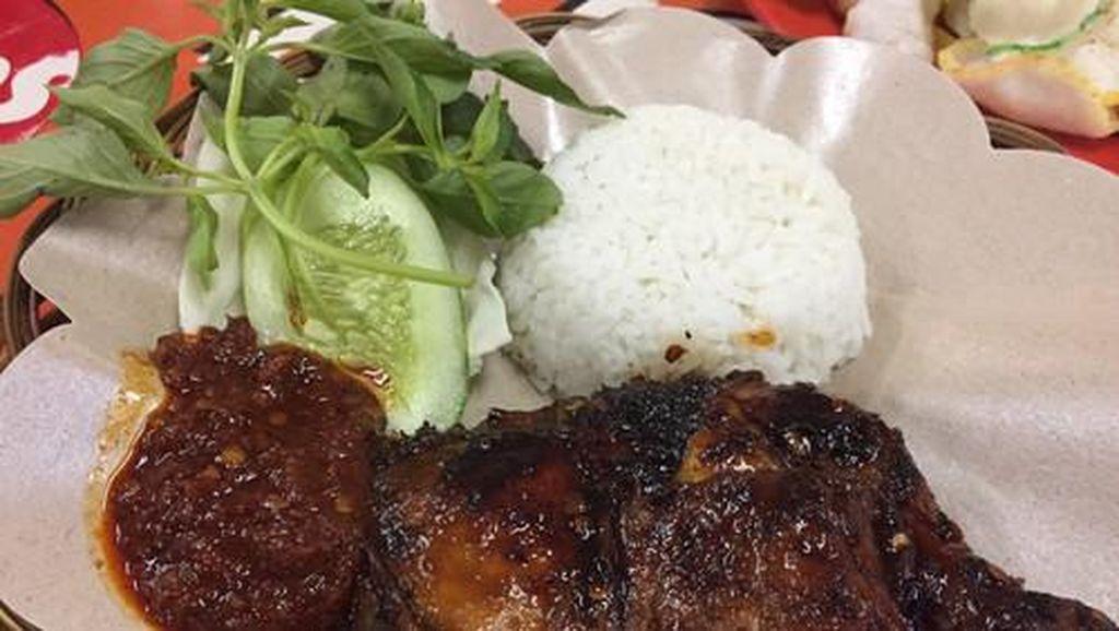 Sedang Ada di Daerah Santa, Jangan Lupa Cicip Ayam Bakar hingga Nasi Rembang