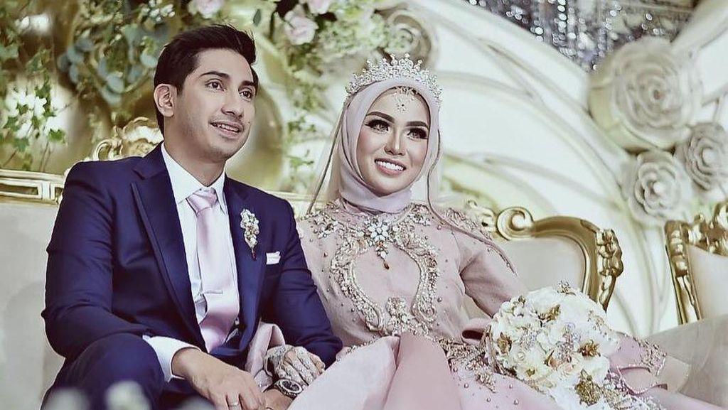Cerita Medina Zein Soal Pernikahan Mewahnya dengan Adik Ayu Azhari