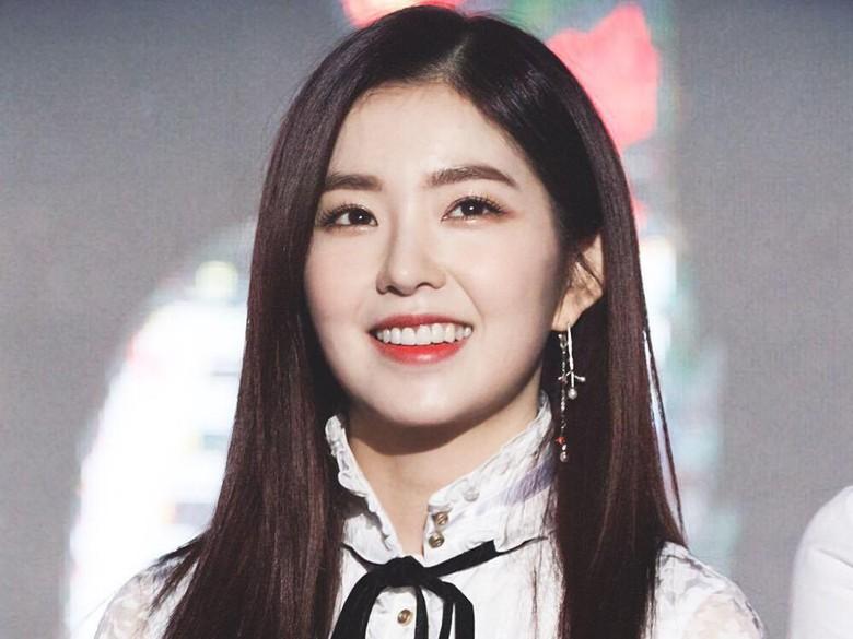 Irene Red Velvet Ternyata Masih Tak Puas dengan Wajah Cantiknya
