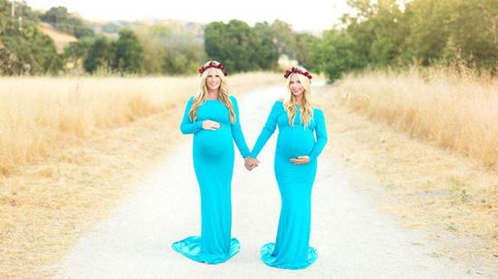 Lihat Maternity Photoshoot Ini Deh, Ada Cerita Unik di Baliknya