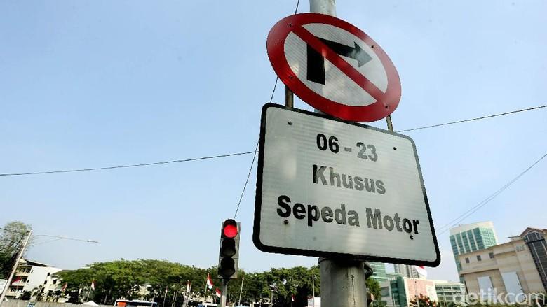 Keberatan Motor Dilarang Masuk Sudirman, Pengusaha: Memberatkan Pekerja